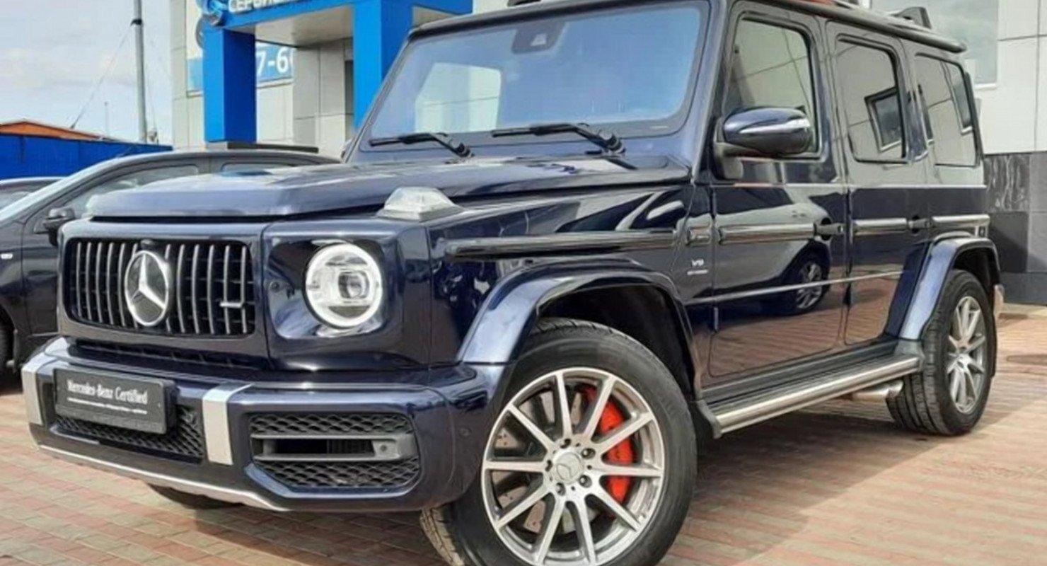 В Кирове продают Mercedes-Benz за 16 млн рублей Автомобили