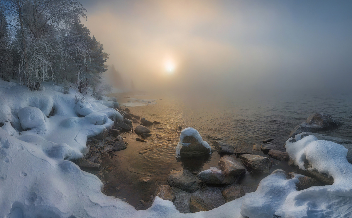 Зимняя Сказка в Хибинах: Кольский