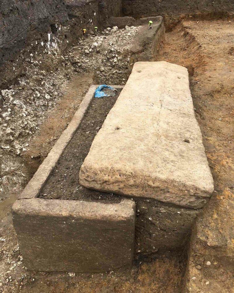 Вот он: археология, загадки, история, расследование