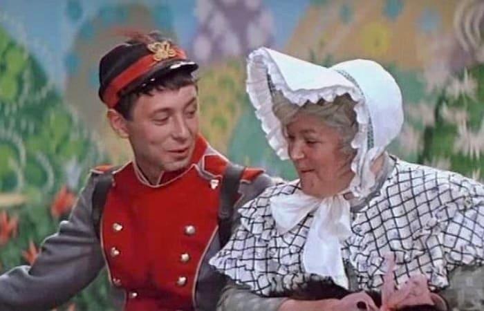 Кадр из фильма *Старая, старая сказка*, 1968   Фото: vokrug.tv