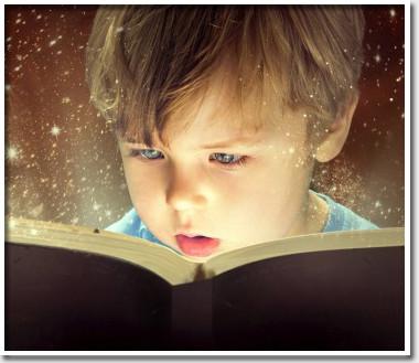 Любят читать те дети, которы…