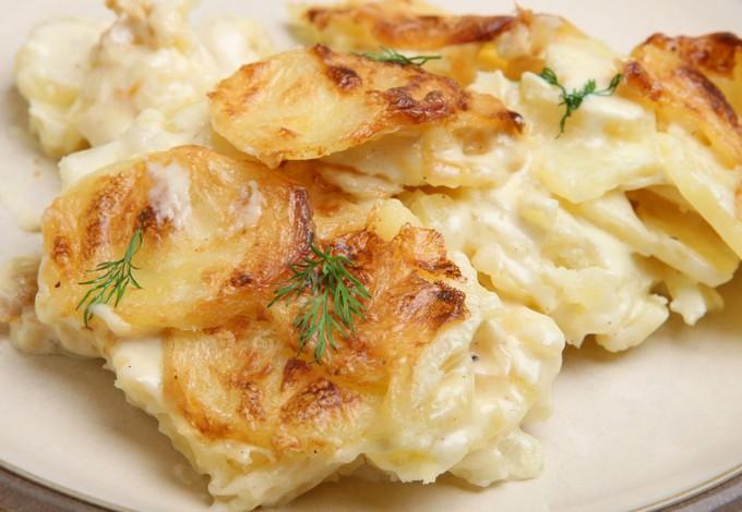 Не ожидала что это блюдо вызовет такой восторг — Картофель дофине