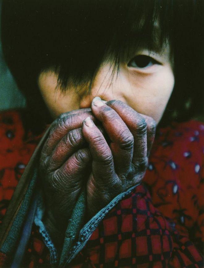 Обратная сторона Китая – шокирующие фото исчезнувшего журналиста автотуризм