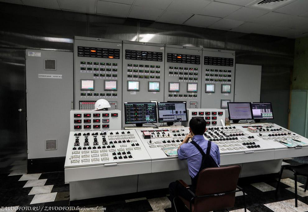 Мощнейшая ТЭЦ на Сахалине