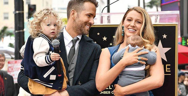 Блейк Лайвли ждет третьего ребенка?