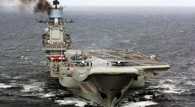«Адмирал Кузнецов»: Худший к…