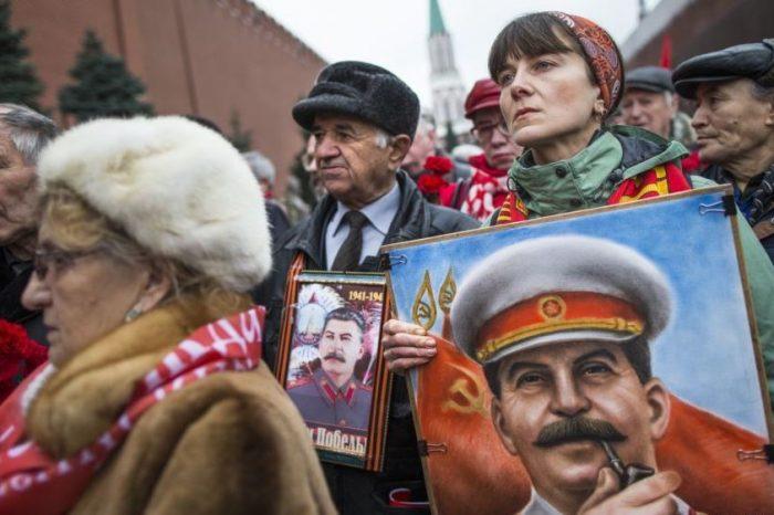 Увы, мы истины не ищем в спорах о Сталине, просто дубасим им друг друга