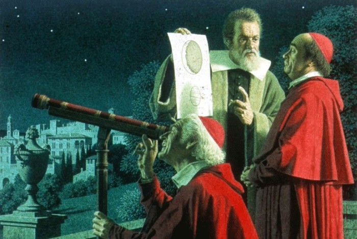 «Битва» в белых халатах: 5 крупнейших противостояний ученых в истории науки наука,Галилей,Дарвин,научные споры,Тесла,Эдисон,Ньютон