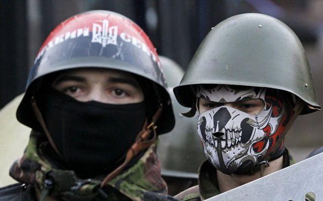Украина: «Правый сектор» пла…