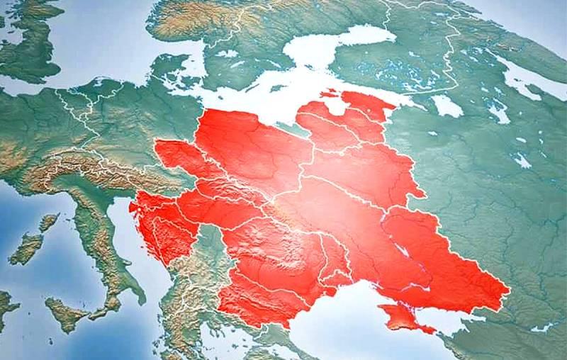 Белоруссия может уйти от России в «Речь Посполитую-2»