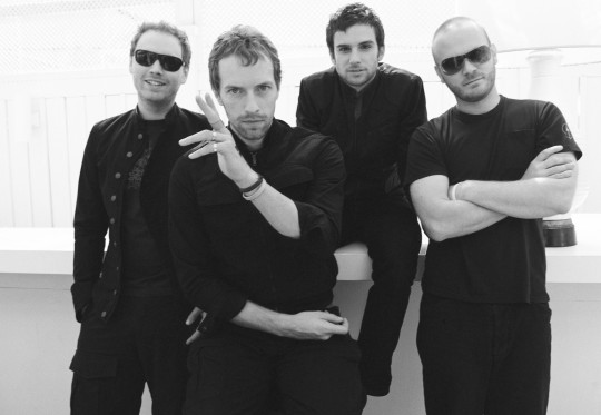 ЗАРУБЕЖКА. Группа Coldplay