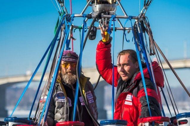 Конюхов намерен осенью установить рекорд по подъёму в высоту на аэростате