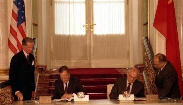 """Горбачев назвал Буша-старшего настоящим партнёром"""""""