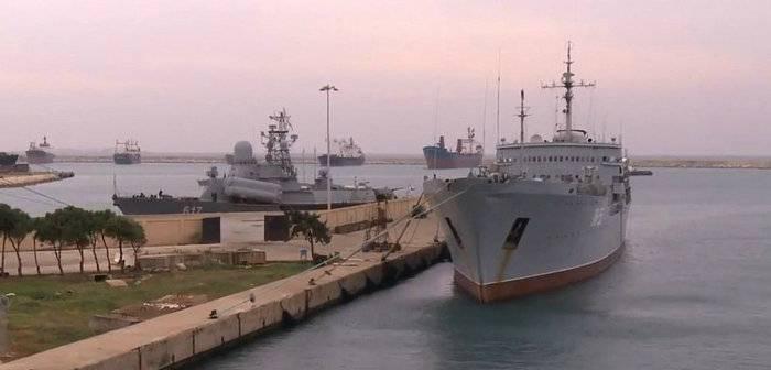 В Ливии может появиться военная база России
