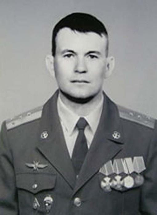 Герой Российской Федерации: Николай Николаевич Володин Война и мир