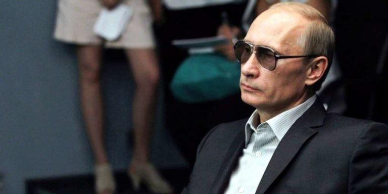 Путин наносит ответный удар …