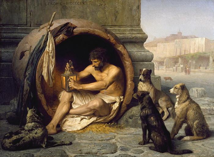 Диоген: мошенник или философ?