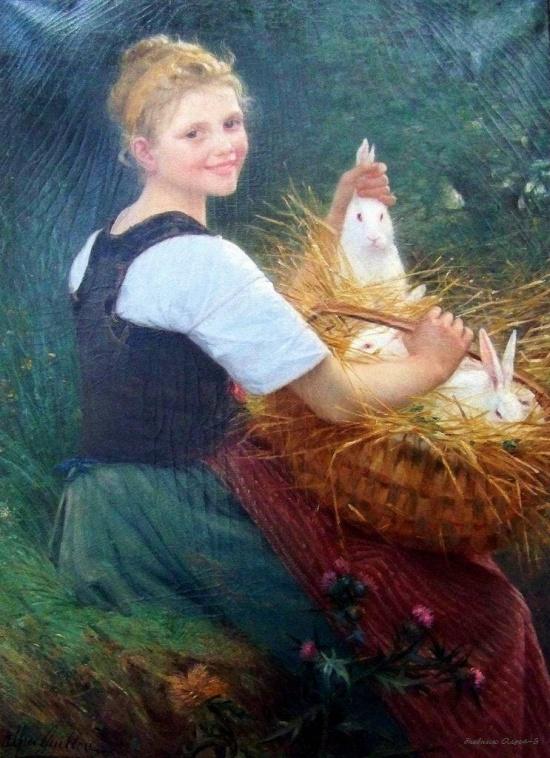 художник Альфред Гийу (Alfred Guillou) картины – 15