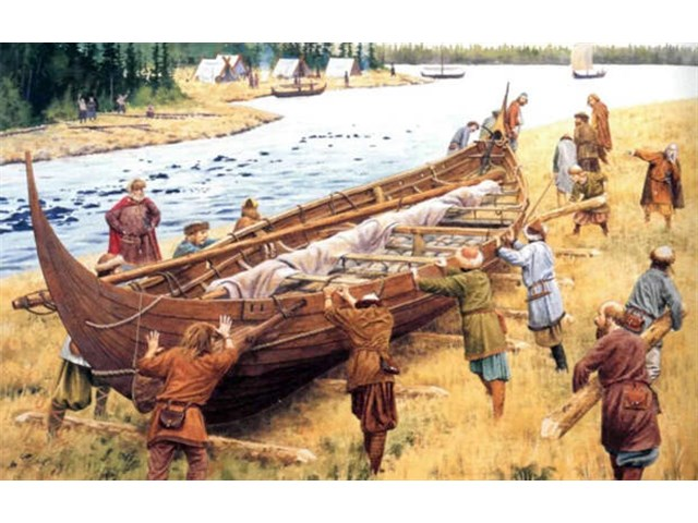 Ушкуйники. Дрожь Золотой Орды история
