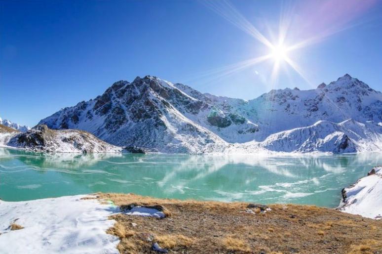 5 классных мест в России, где можно провести новогодние каникулы природа, путешествие, россия, туризм