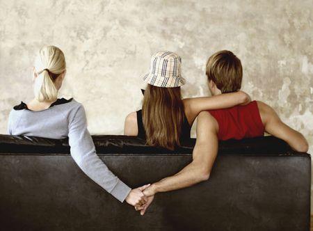 С кем опасно вступать в брак. Рейтинг супружеской неверности
