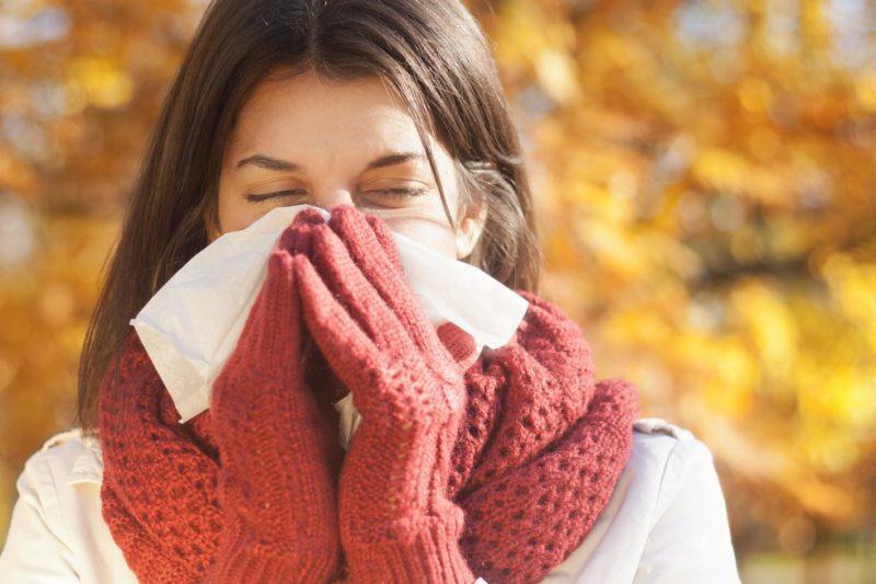 10 лайфхаков, которые помогут вам незаболеть осенью