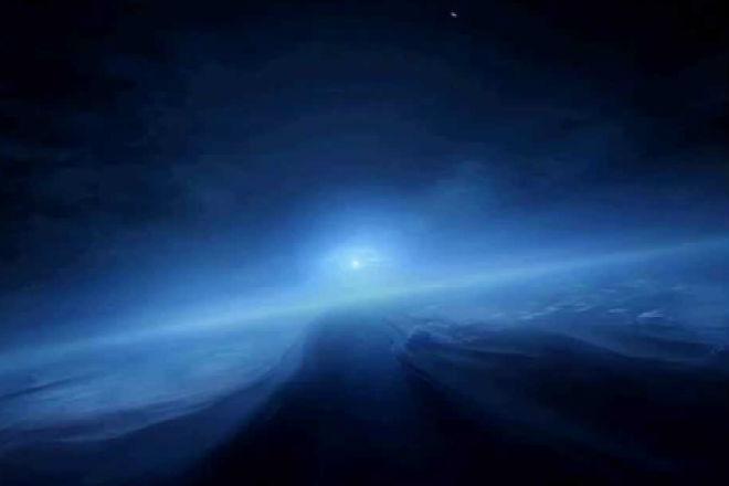 Место во Вселенной, где нет ничего