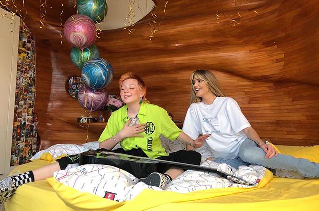 13-летняя дочь Натальи Ионовой дебютировала в качестве певицы Звездные дети