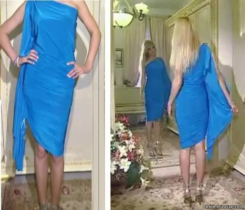 Шьём платье за 10 минут