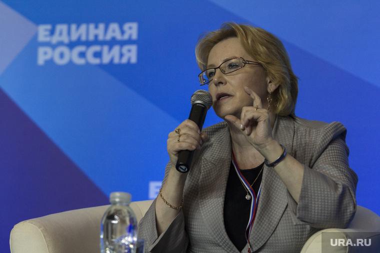 Глава Минздрава: средняя зарплата врачей достигла 75 тысяч рублей