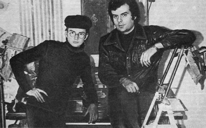 Александр Татарский и Игорь Ковалёв. / Фото: www.mm.tvorigora.ru
