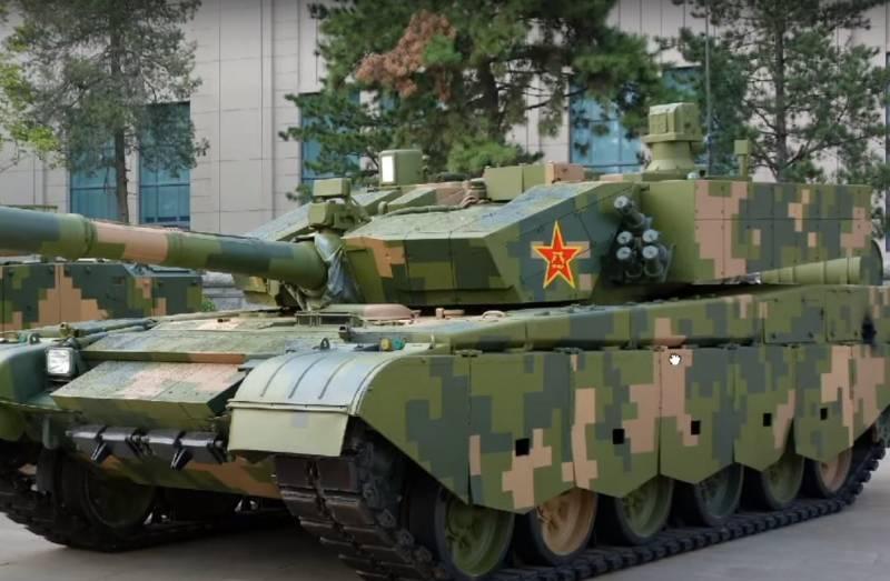 Китайский танк Type 99 против американского M1 Abrams: главные преимущества
