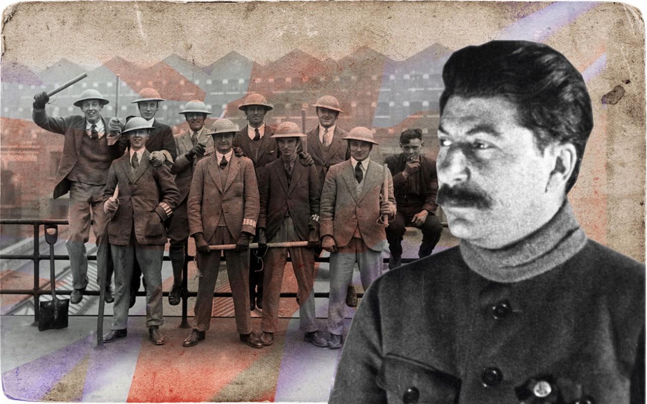 Сталина на вас нет. Как Росс…