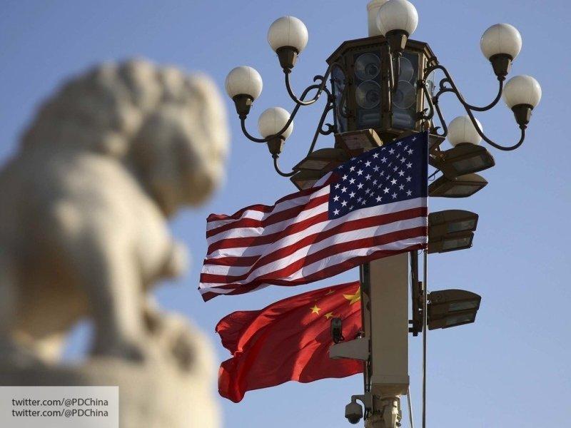 США считают, что власти Кита…