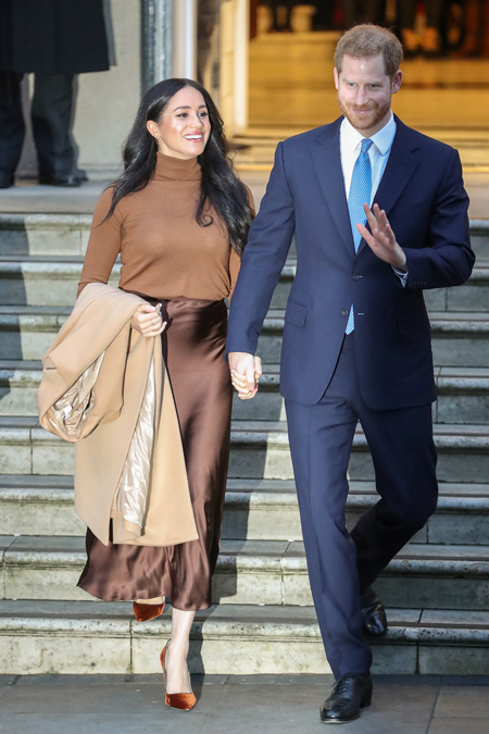 Принц Гарри и Меган Маркл обнародовали условия своего выхода из королевской семьи Монархи,Британские монархи