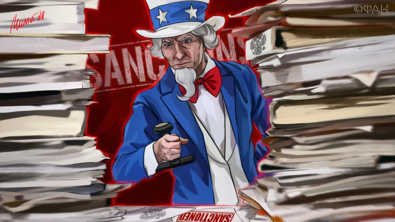 Безпалько раскрыл, почему США продолжают «санкционную войну» против России Весь мир