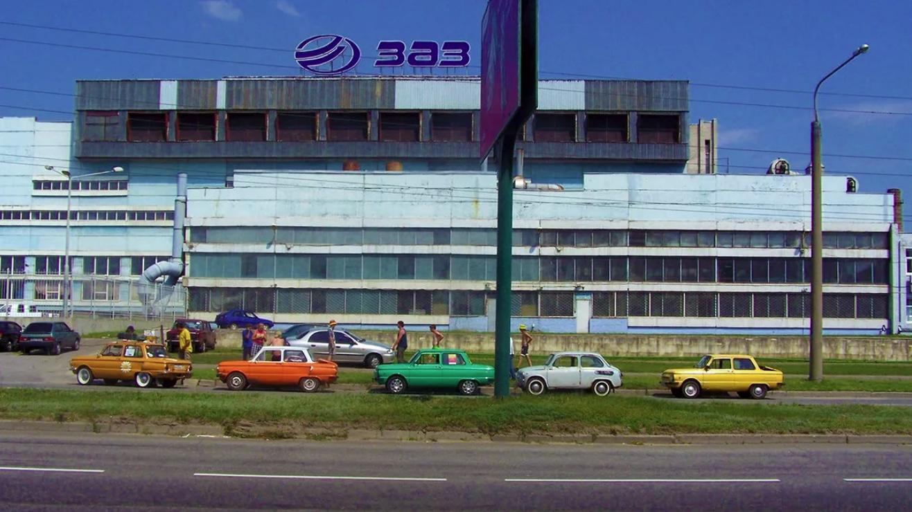 Украинский ЗАЗ приостановит работу из-за российских комплектующих