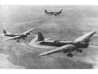 Советские «орлы» над «китайским Сталинградом»