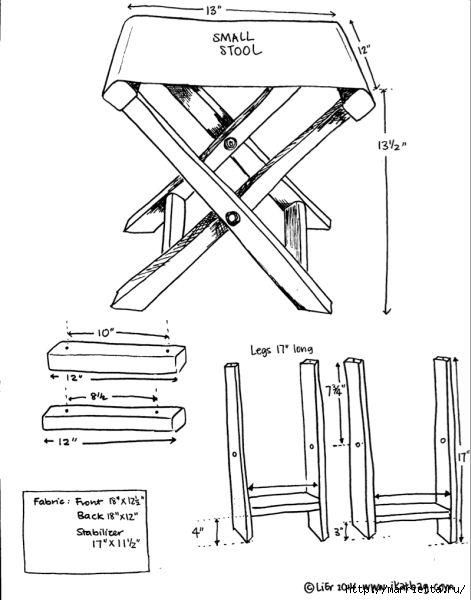 Складной стульчик своими руками (3) (471x600, 102Kb)