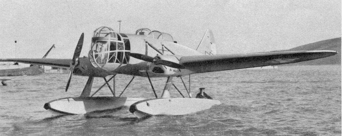 SIM-XIV H right front photo L'Aerophile June 1938.jpg