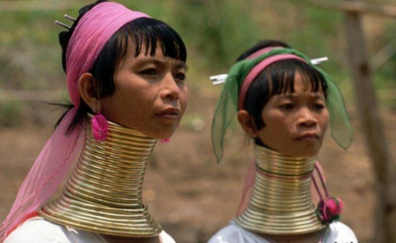 3. Бирма древний мир, интересно, история, наказание за измену, неверность, супруги