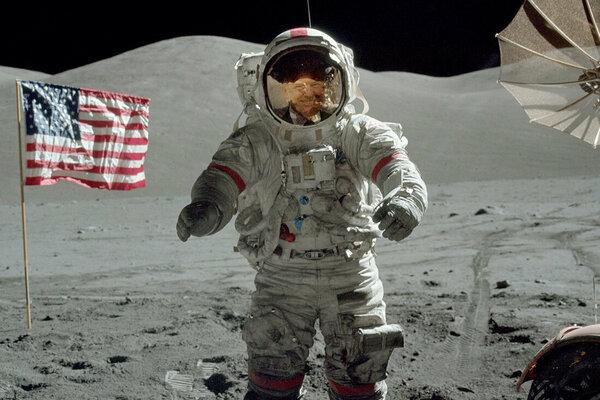 В NASA оправдались, почему американцы опять не могут высадится на Луну новости,события
