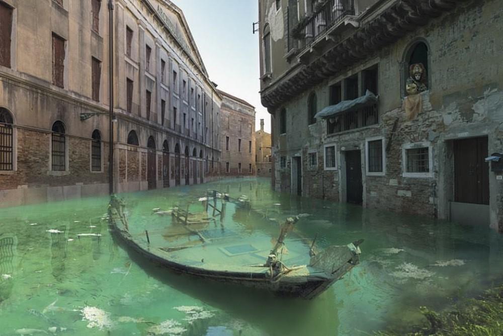 Города уходят под воду: как изменится облик Земли?
