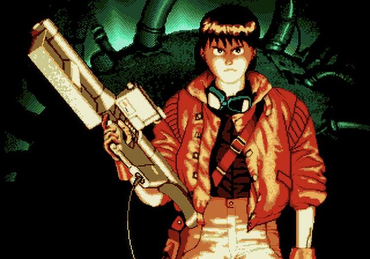 Видео: найдена утерянная игра-прототип 1993 года по мотивам аниме «Акира» для Sega Mega Drive
