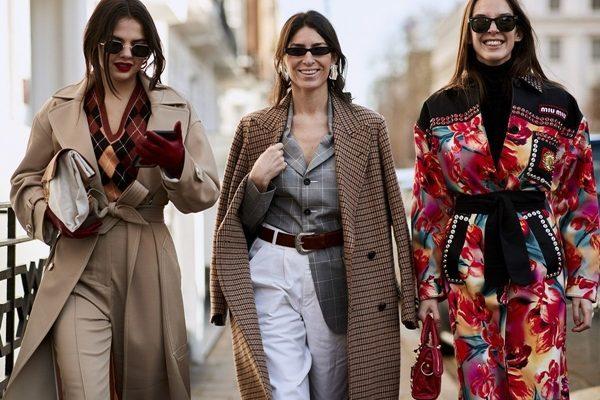 Модная верхняя одежда – весна 2020