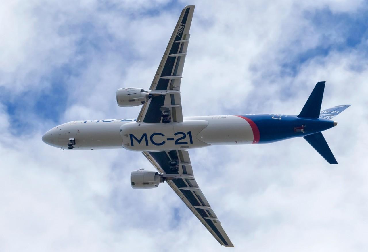 Шанс на взлет: МС-21 дали денег на крыло