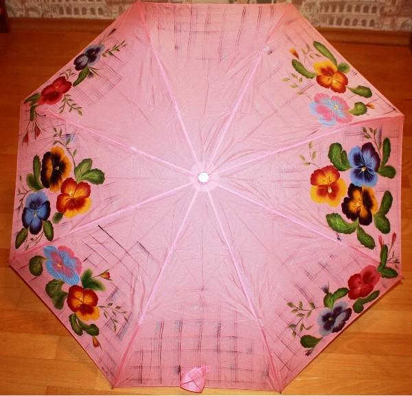 Ох уж эти зонтики...