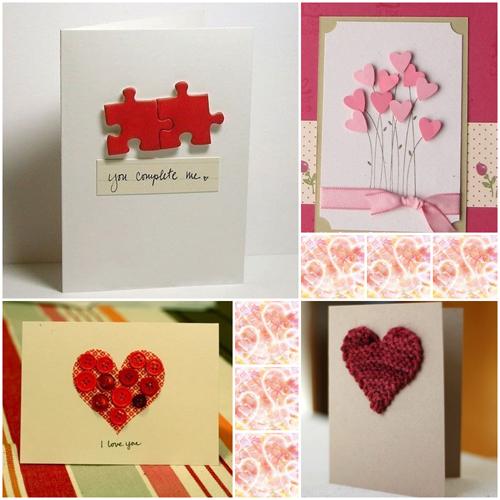 Как сделать открытку для любимого человека