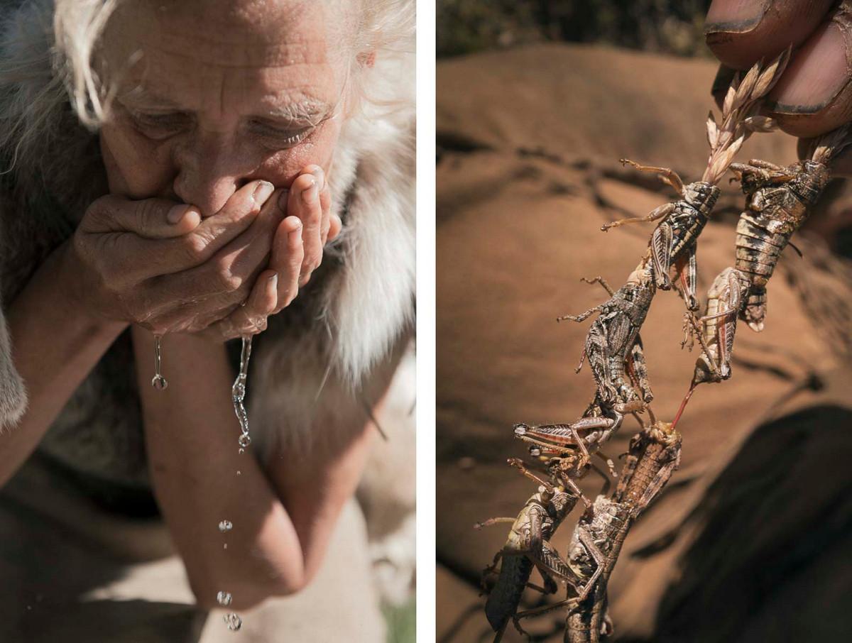 Назад в палеолит: охотники-собиратели 21-го века в фотопроекте «Живущие дикими» 12