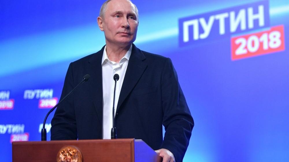 Выборы 2018 — личная победа Путина